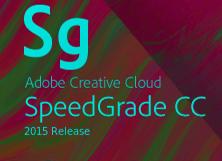 SpeedGrade CC