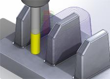 SolidCAM HSM-3D-High-Speed-Machining