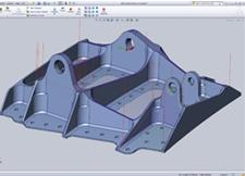SolidCAM High Speed Surface Machining (HSS)