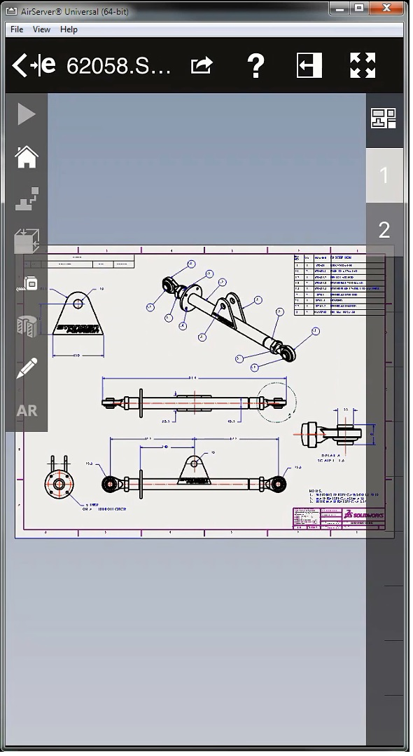 Web2 SOLIDWORKS PDM Professional