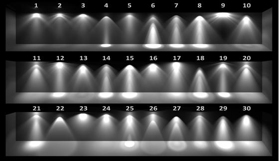 การใส่แสง IES Light ใน Artlantis