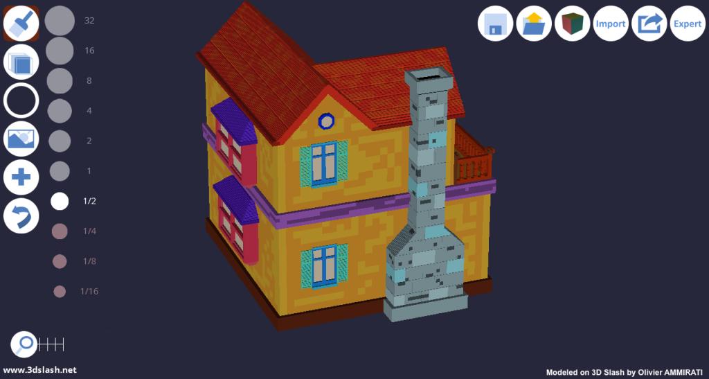 Best 3D Printing Software #4: 3D Slash