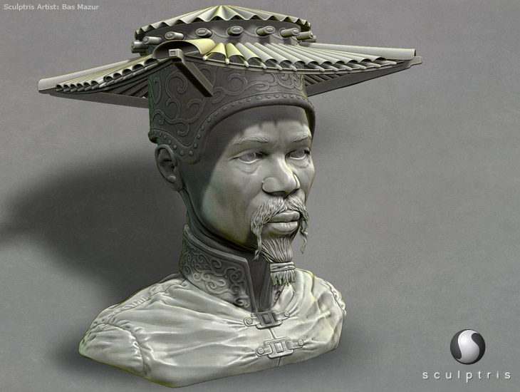 Best 3D Printing Software #7: Sculptris