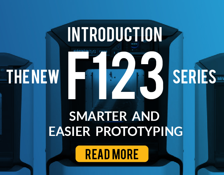 Introduction Stratasys F123
