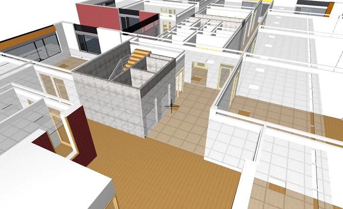 ArchiCAD โซลูชั่นการออกแบบวิศวกรรมงานระบบอาคาร