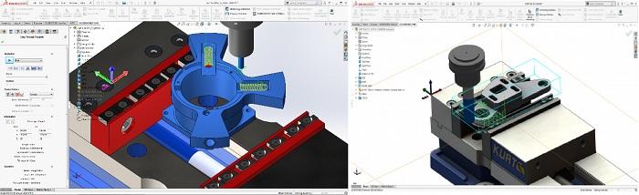 SOLIDWORKS เป็นซอฟต์แวร์ที่ออกแบบมาเพื่อรองรับเทคโนโลยีการผลิต