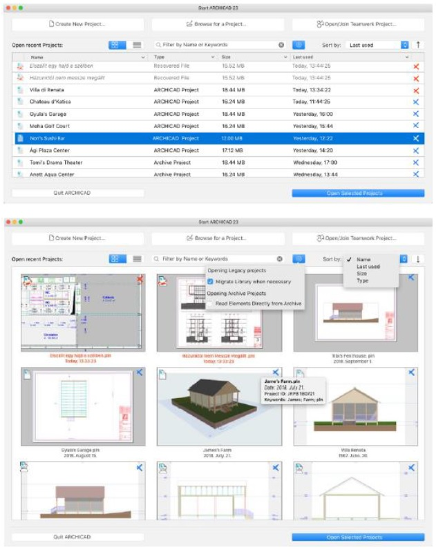 Top Features เด็ด What's New ArchiCAD23
