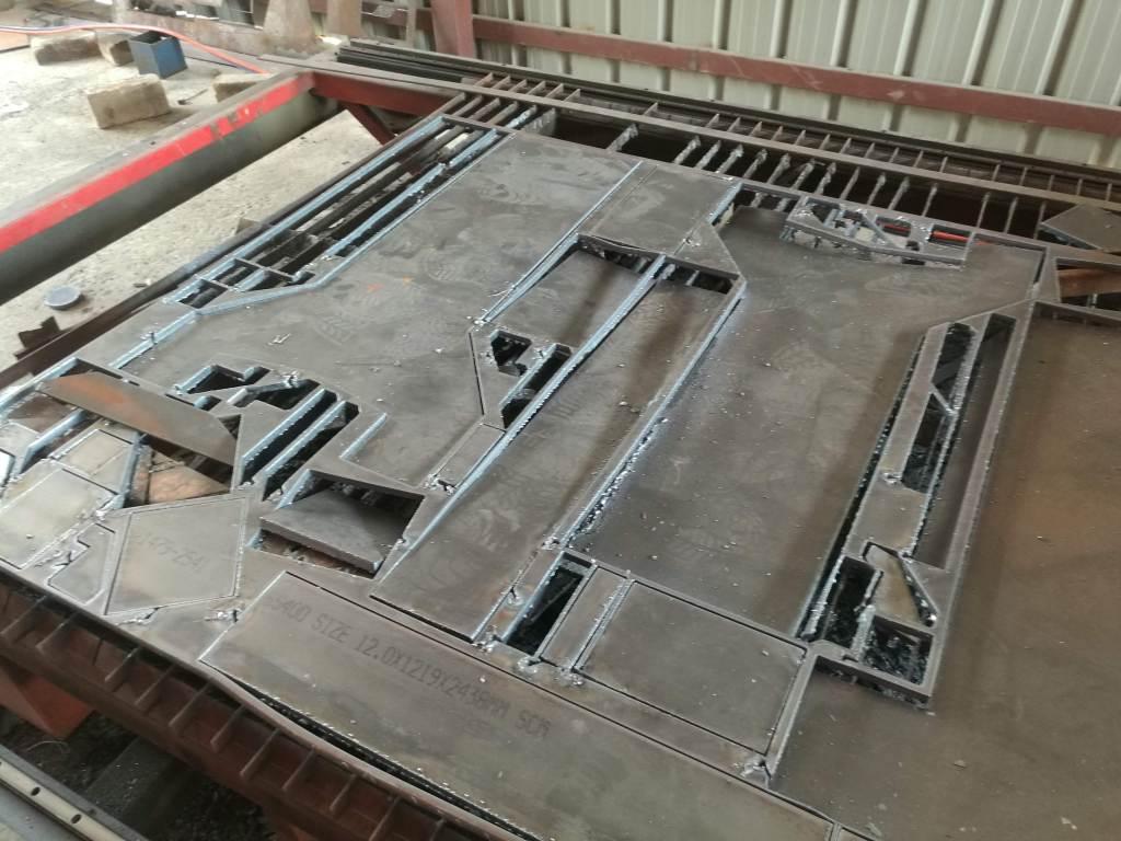 DIY สร้างเครื่อง CNC ด้วยตัวเอง EP5_งานเหล็ก_02