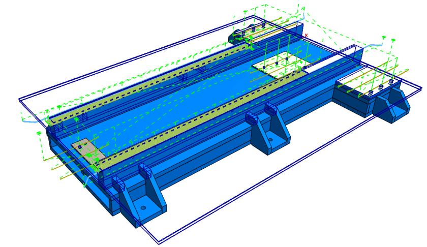 DIY สร้างเครื่อง CNC ด้วยตัวเอง EP5_งานเหล็ก_04