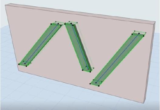 ARCHICAD 23 - Beam Column Input