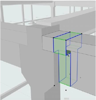 ARCHICAD 23 - Beam Column Segments and Tapered