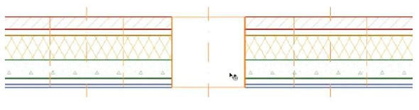 ARCHICAD 23 : Openings Floor Plan Display