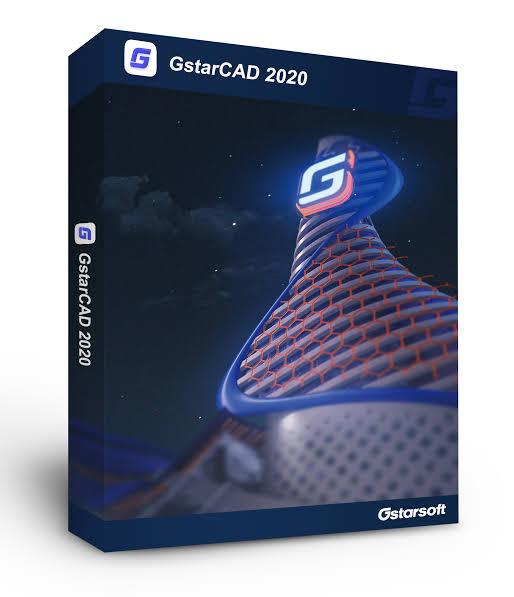 GStarCAD 2020 Box