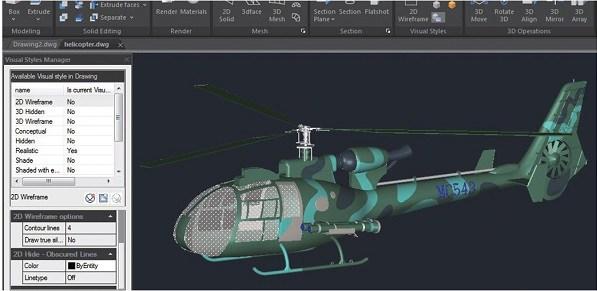 GstarCAD 3D Improvement