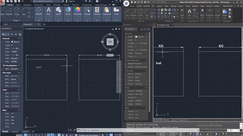 ซื้อขาดถูกกว่าเช่าใช้ GstarCAD CAD ลิขสิทธิ์ ปรแกรมเขียนแบบ 2D/3D ซื้อขาด ถูกลิขสิทธิ์ ในราคาคุ้มค่า