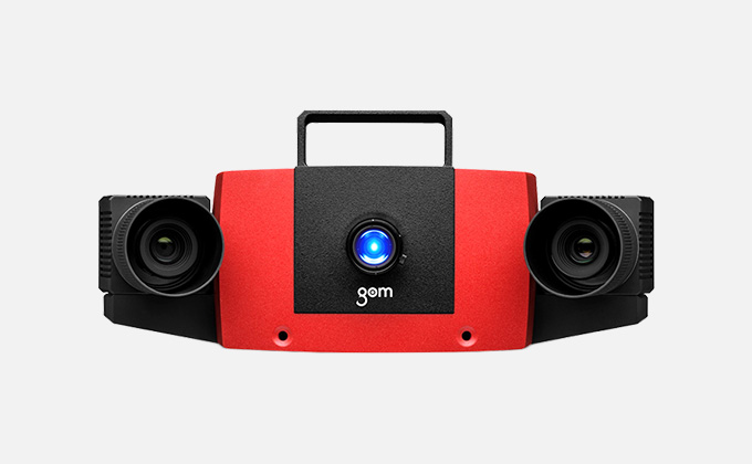 GOM Inspection Scanner : ATOS Compact Scan