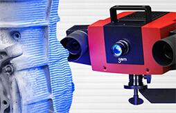 GOM 3D Scanner