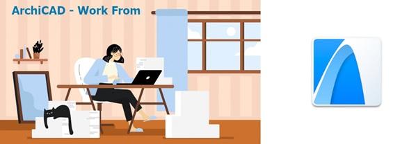 วิธีการใช้งาน ARCHICAD BIM - Work From Home ต้องทำอย่างไร_01