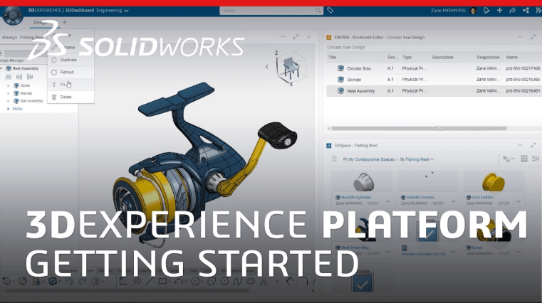 3DEXPERIENCE Platform Getting Started