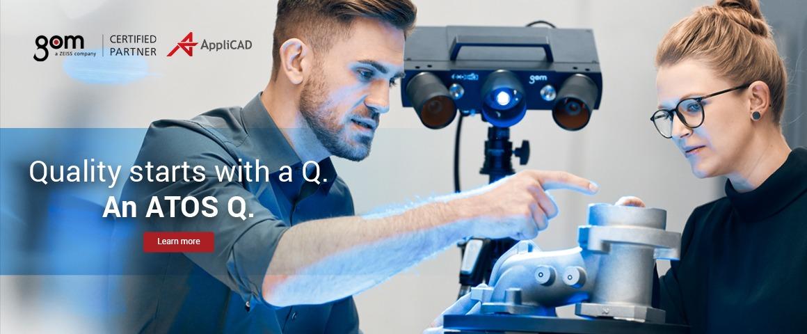 ATOS Q – the new ATOS compact class
