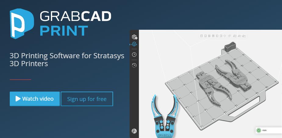 Stratasys J826 - 3D Printing Pantone GrabCAD Print