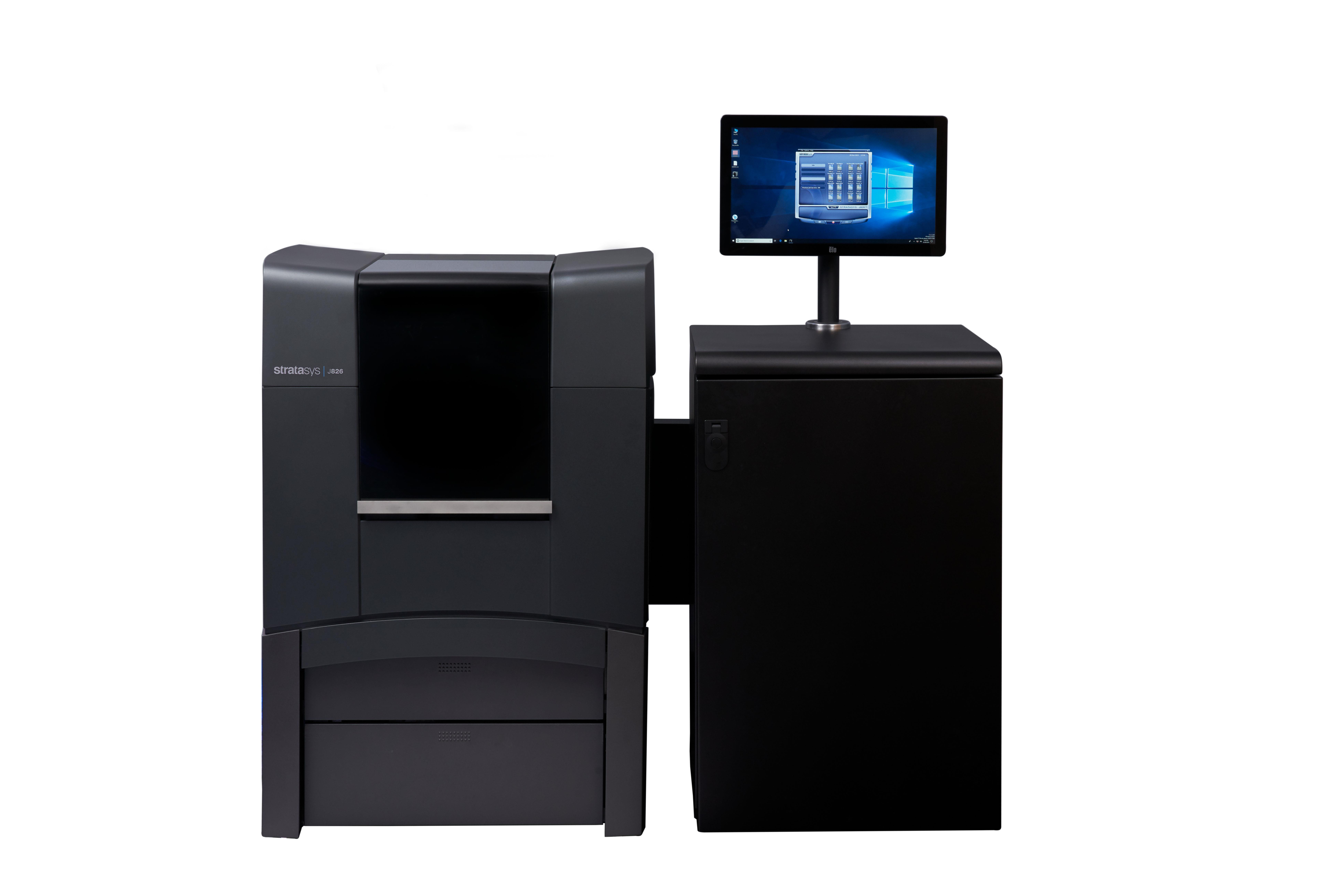 Stratasys J826 - 3D Printing Pantone : เทคโนโลยีการพิมพ์ 3 มิติ ที่มาพร้อมเฉดสี