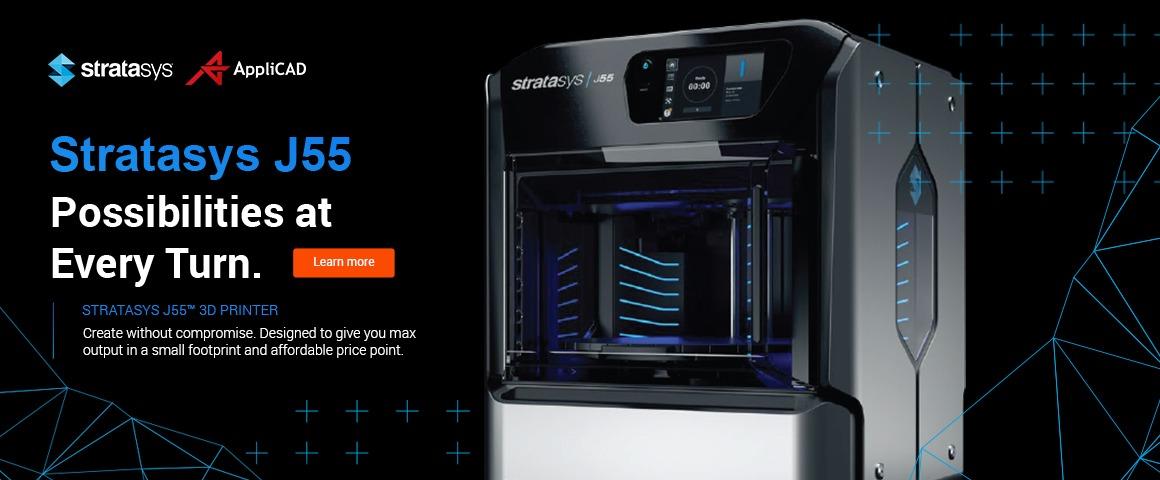 STRATASYS 55 Multi-Color 3D printer