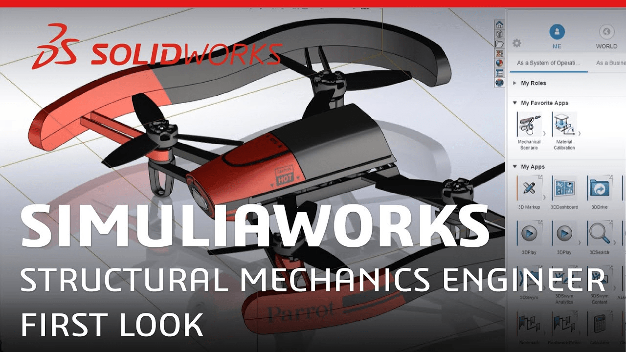 SIMULIAworks brings advanced simulation capabilities to your product development process.