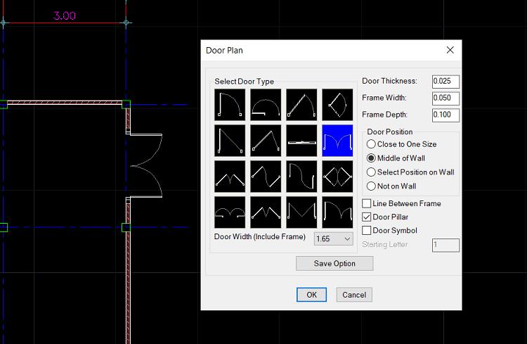 "Add on CAD ""AECPlus"" เครื่องมือช่วยเขียนแบบ 2D แบบบ้าน อาคาร และที่ดิน"