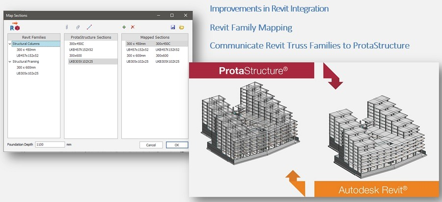 What's New ProtaStructure 2021