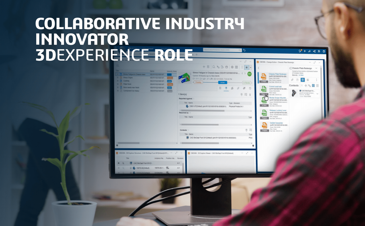 Collaborative Industry Innovator