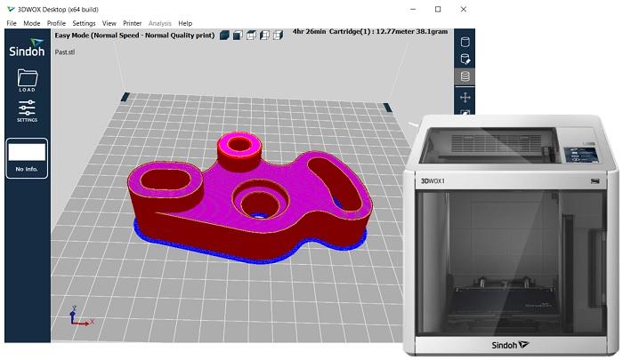 การออกแบบ Design 3D Model ด้วย GstarCAD Professional ส่งออกเครื่อง 3D Printer และเครื่อง CNC
