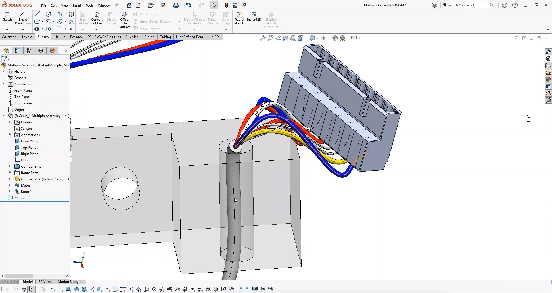 SOLIDWORKS Electrical 2021
