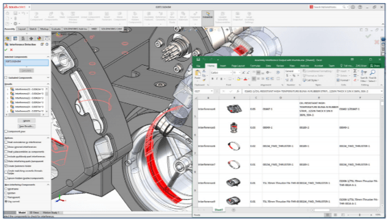 SOLIDWORKS 2021 - Assembly Modeling Enhancements