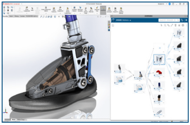 SOLIDWORKS 2021 - Connected Design-to-Manufacturing Ecosystem in the Cloud