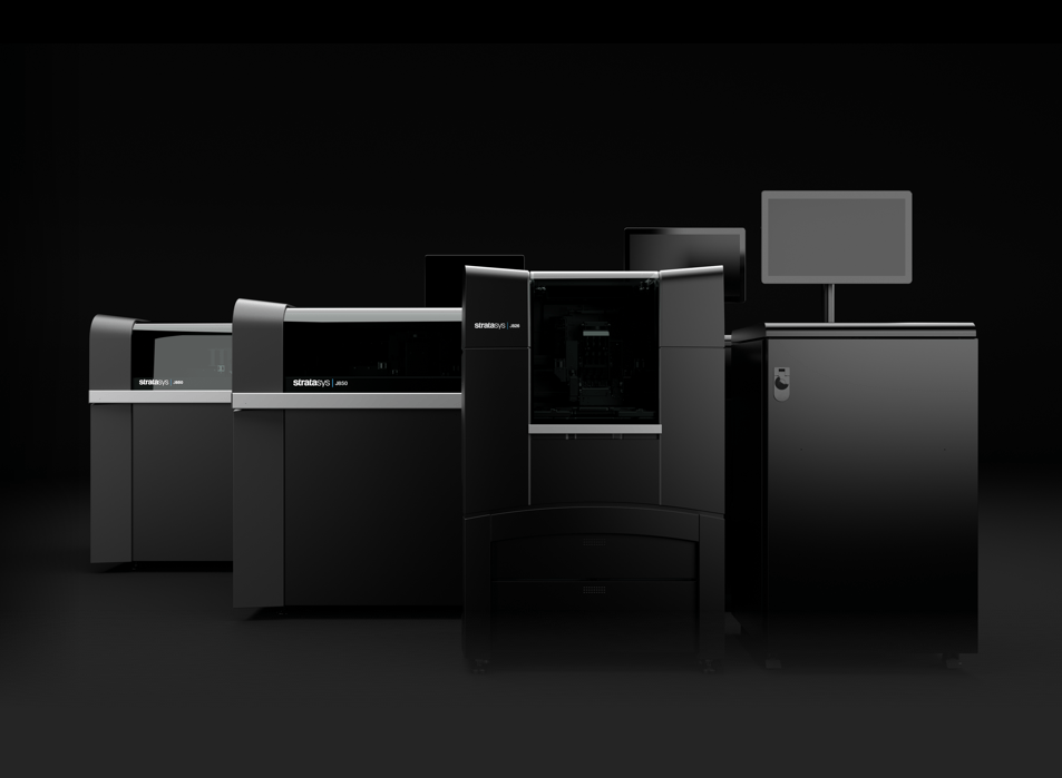 Color 3D Printer : J8 Series - The J850 Pro, J850 Prime and J826 Prime.