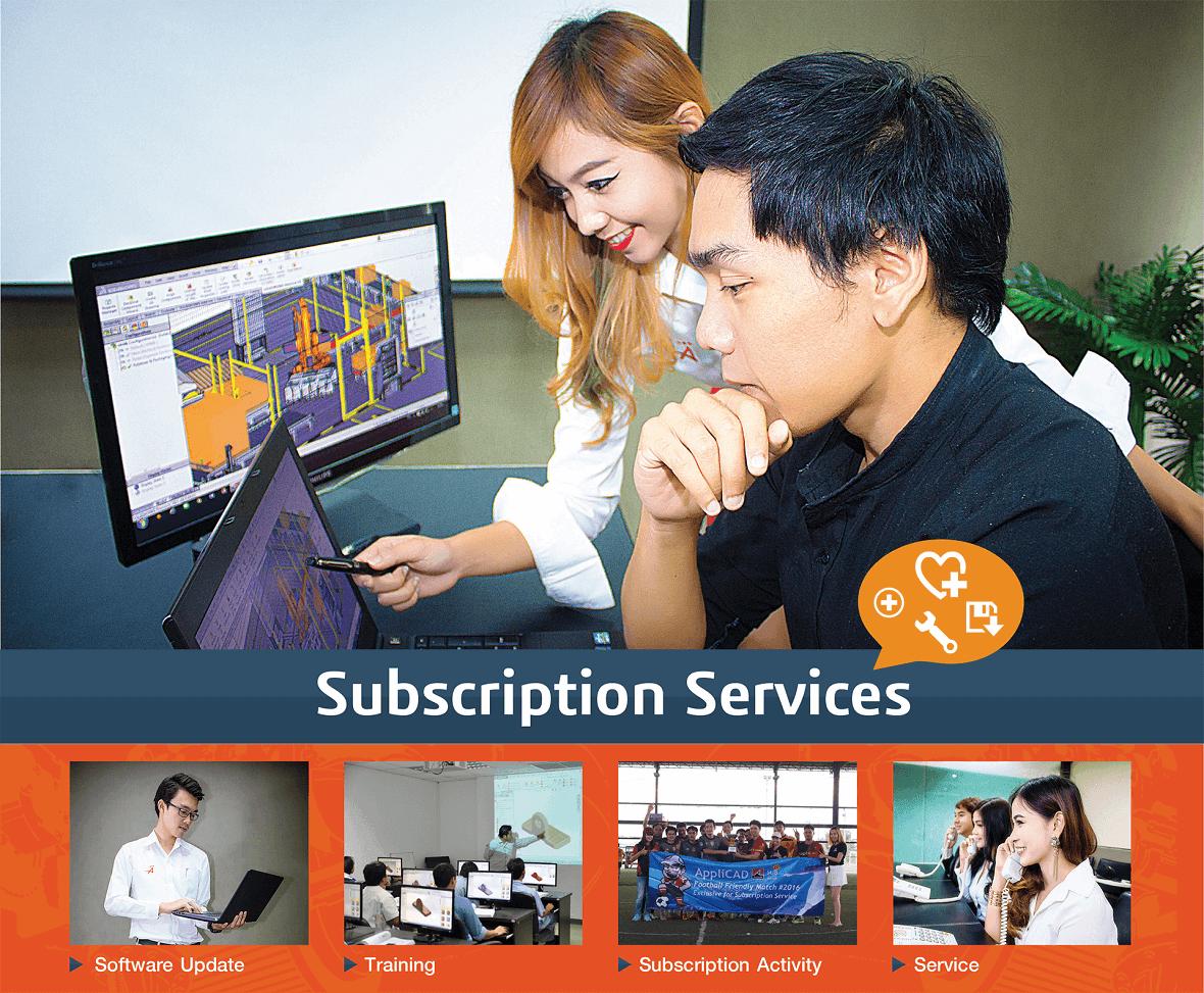 Subscription Services ที่หมดอายุไปนานเกินกว่า 3 ปี ไม่สามารถต่ออายุสมาชิกเพื่ออัพเกรดเป็นเวอร์ชั่นล่าสุดได้