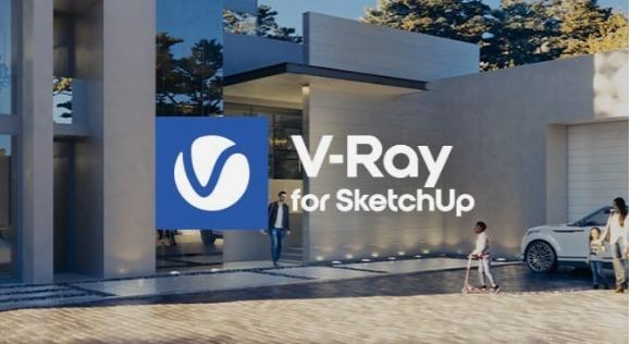 V-Ray for SketchUp - pic