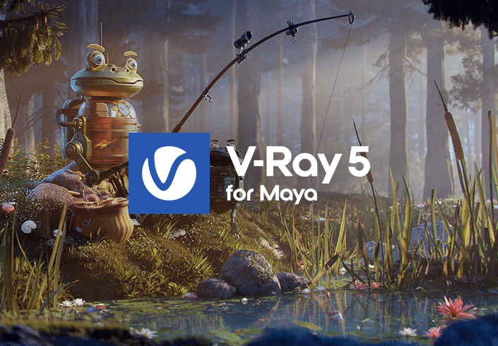 V-Ray 5 for Maya, update 1 out now