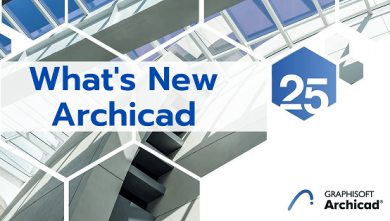 What's New Archicad25
