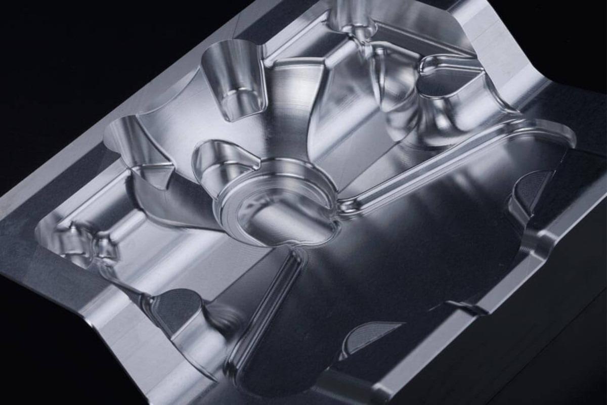 SolidCAM กัดชิ้นงาน : HSR/HSM – 3D High Speed Machining
