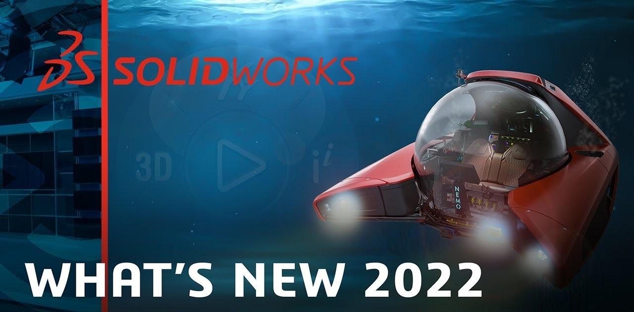 พัฒนาผลิตภัณฑ์ของคุณไปกับ What's New SOLIDWORKS 2022