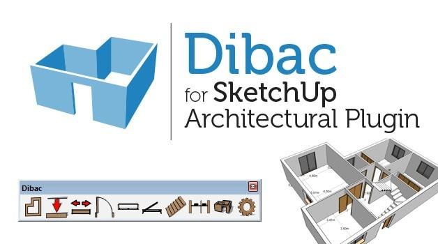 Dibac for SketchUp